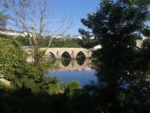Puente romano - Lugo